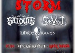 Iberian Storm en Vitoria