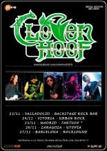 Cloven Hoof Spanish Tour