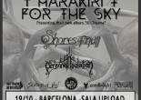 Harakiri For The Sky - Spanish Tour