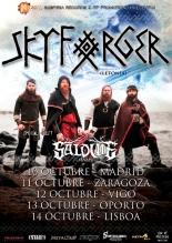Skyforger, Salduie Tour