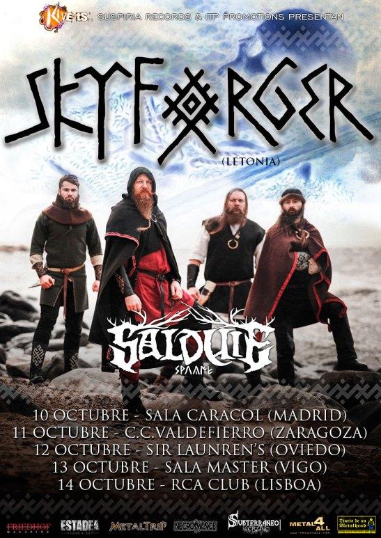 Skyforger Tour