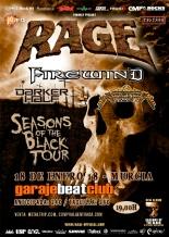 Rage y Firewind en Murcia