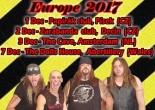 White Coast Rebels Europe 2017