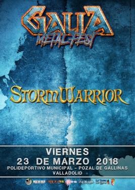 Galia Metal Fest - Stormwarrior