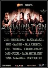 Ammunition Tour