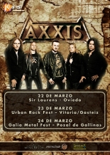 Axxis Tour