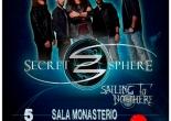 Secret Sphere en Barcelona