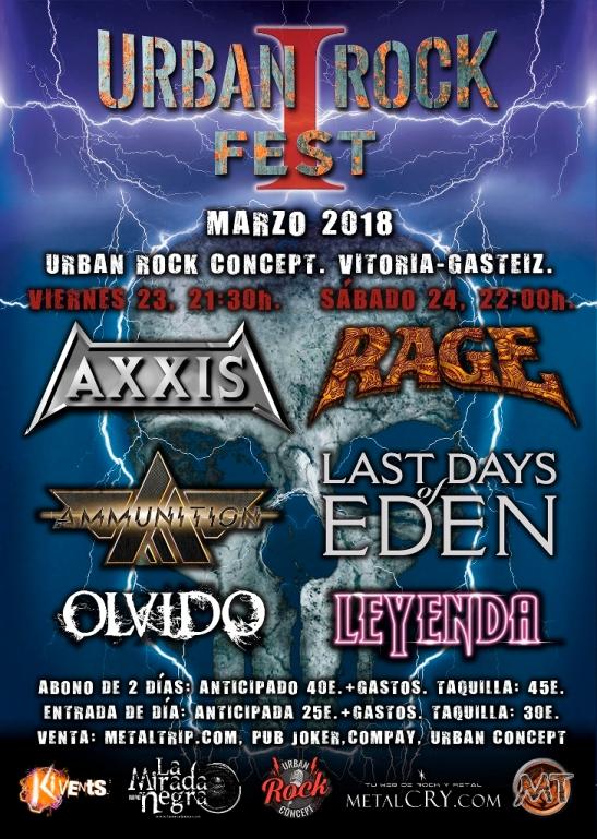 Urban Rock Fest I