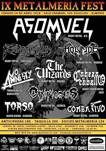 Metalmeria Fest 2018