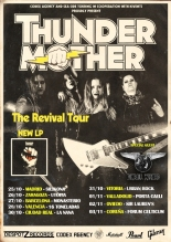 "Thundermother - ""The Revival Tour"""