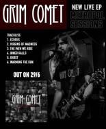 "Grim Comet - ""Metropol Sessions"""