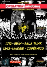 Operation: Mindcrime - Tour