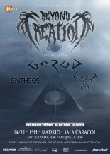 Beyond Creation en Madrid
