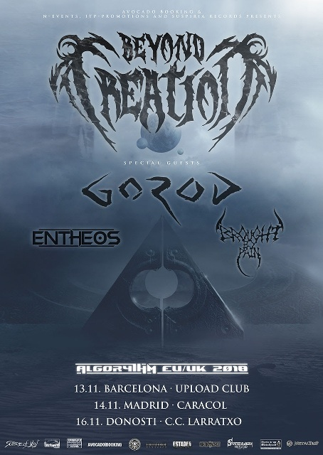 Beyond Creation - Algorythm EU/UK 2018