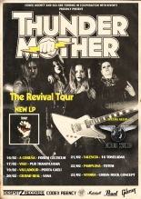 Thundermother - The Revival Tour