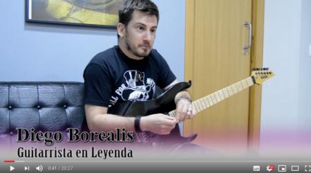 LEYENDA - Diego Borealis