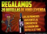 LEYENDA regalo vino