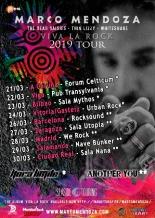 """Marco Mendoza - """"Viva La Rock Tour"""""""