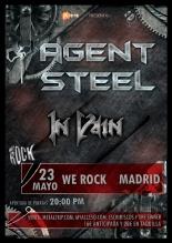 Agent Steel en Madrid