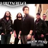 Kilmara - Rock Fest Barcelona