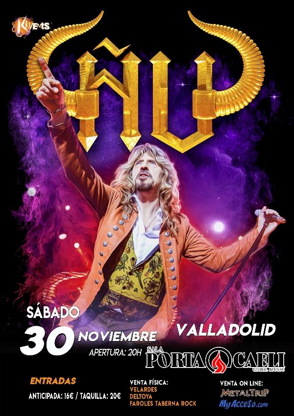 Ñu en Valladolid
