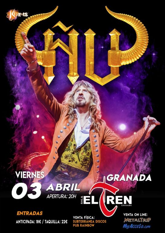 Ñu en Granada