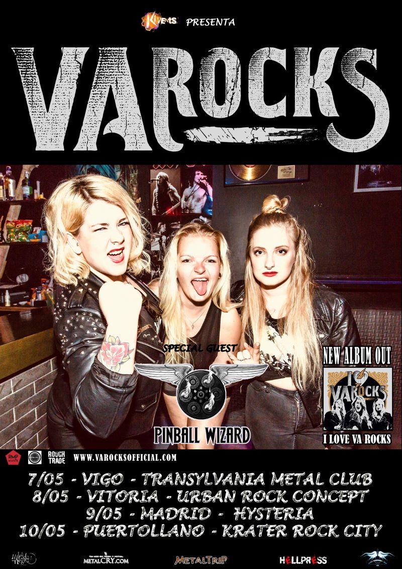 VA Rocks Gira
