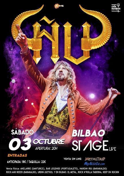 Ñu en Bilbao