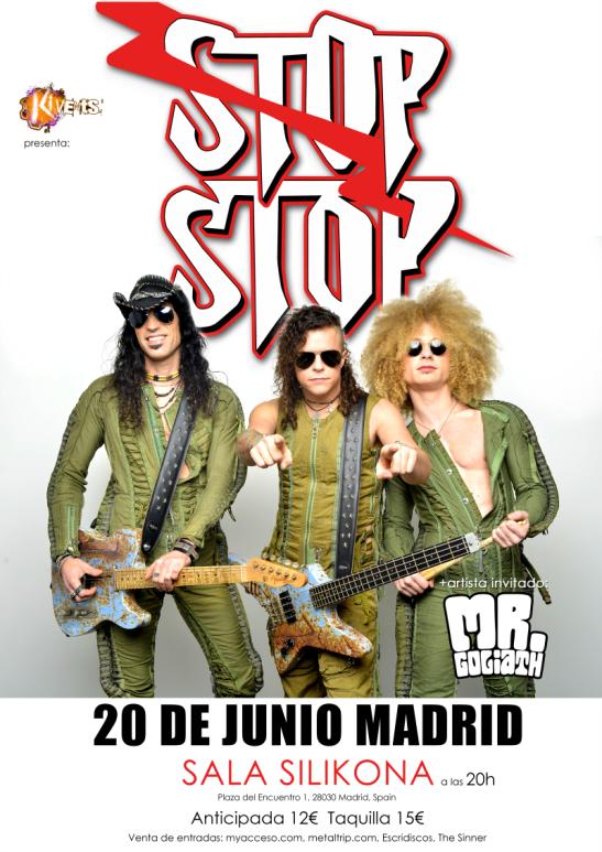Stop Stop en Madrid