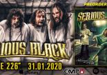 """Serious Black - """"Suite 226"""""""