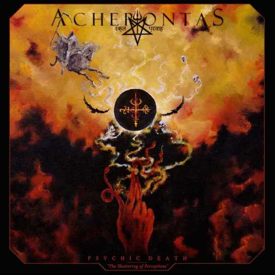 "Acherontas - ""Psychic Death - The Shattering Of Perceptions Tour"""