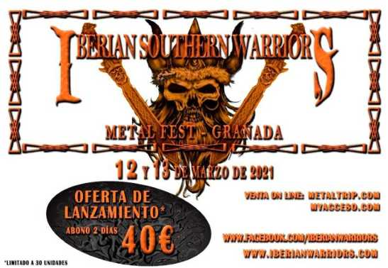Iberian Southern Warriors - Oferta de Lanzamiento