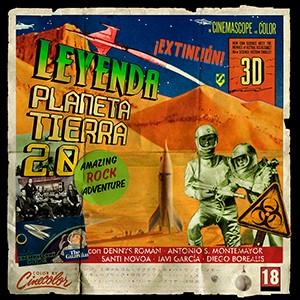 "Leyenda - ""Planeta Tierra 2:0"""