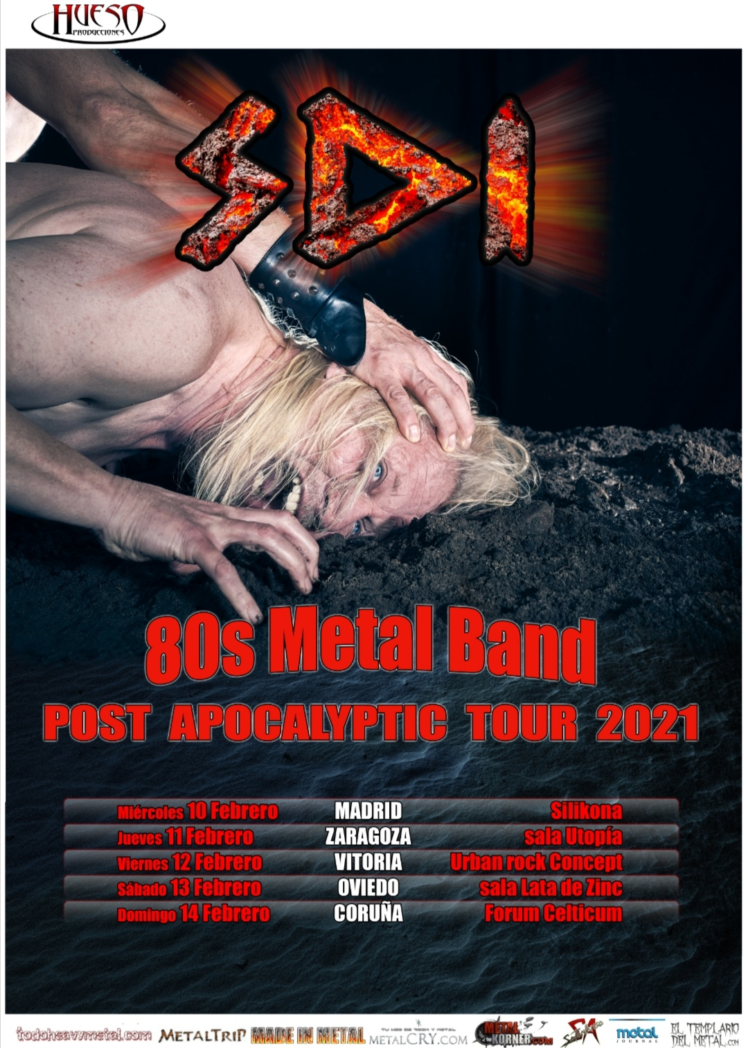 "SDI - ""Post Apocalyptic Tour 2021"""